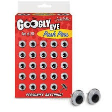 Googly Eye Pins