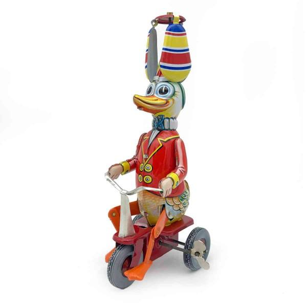 Ente auf Dreirad - made in Germany