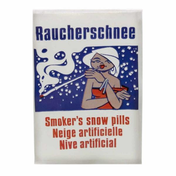 Raucherschnee