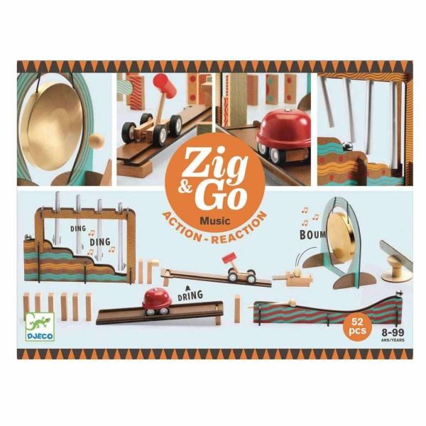 Zig & Go Musik 52 Teile