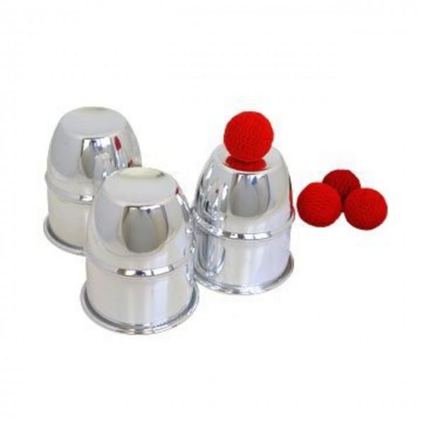 Cups and Balls Aluminium