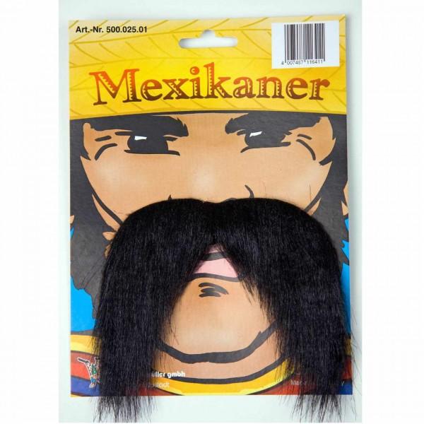 Mexikaner Bart
