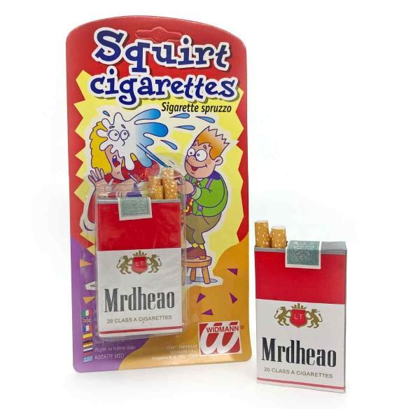 Spritz Zigaretten Schachtel