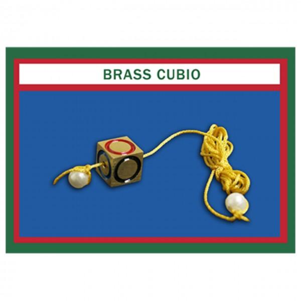 Blondin Würfel - Brass Cubio