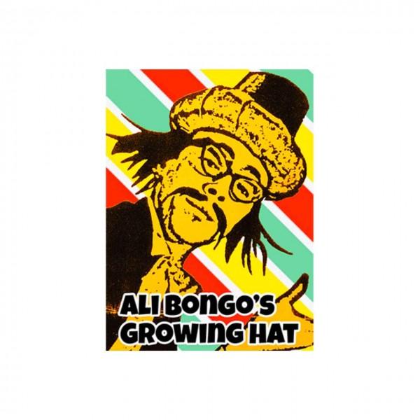 Ali Bongo's Growing Hat