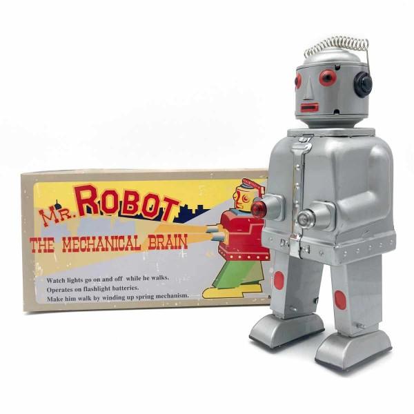 Mr. Robot - The Mechanical Brain