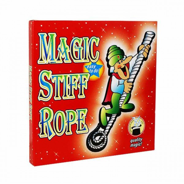 Magic Stiff Rope Weiß